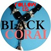 black, coral, jewelry, handcraft, diy, style, fashion, joyas, blackcoral4you, nature, girls, boho,