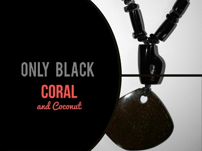 blackcoral, style, nature, art, black, coral, jewelry, pendant, natural, original, handcraft, 925,